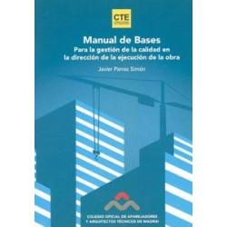 Manual de bases para la gestión de la calidad en la dirección de la ejecución de la obra