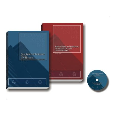 Pliego General de Condiciones Técnicas en la Edificación (2 vol.+Generador de plecs)