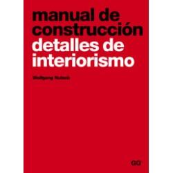Manual de construcción. Detalles de interiorismo
