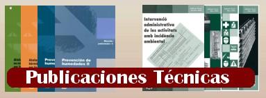Publicaciones Técnicas